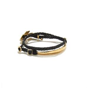 Canoe bracelet